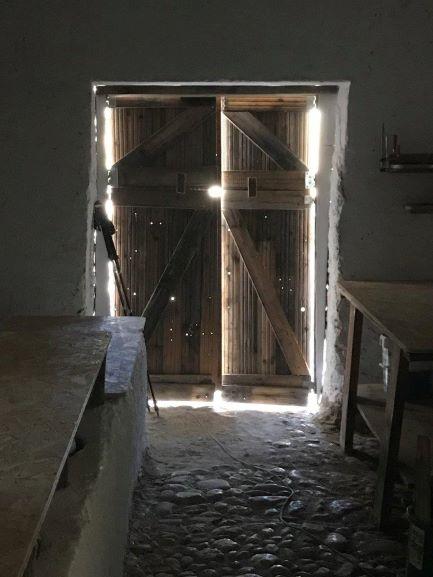 Tür von Innen-klein